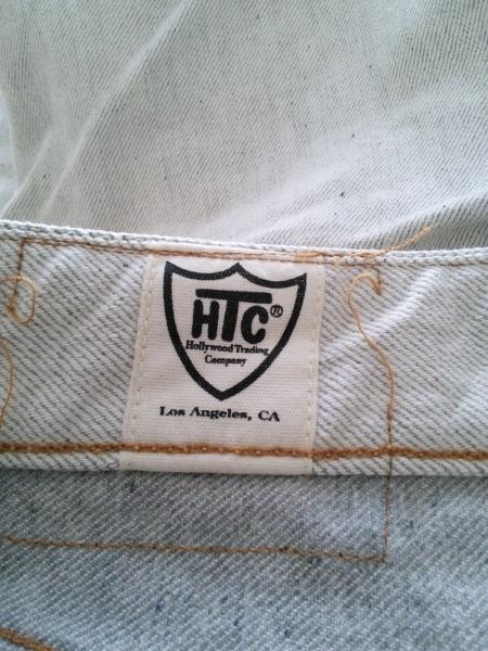 ハリウッドトレーディングカンパニー ジーンズ サイズ31 メンズ ライトブルー