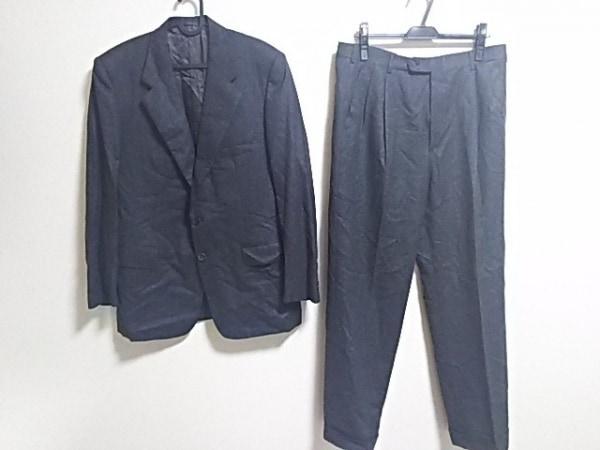 BELVEST(ベルヴェスト) シングルスーツ サイズ50 メンズ - - ダークグレー