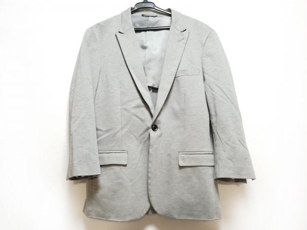 TETE HOMME(テットオム) ジャケット サイズ6 メンズ ライトグレー