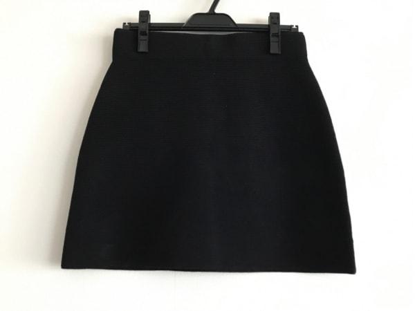 theory(セオリー) ミニスカート サイズS レディース美品  黒