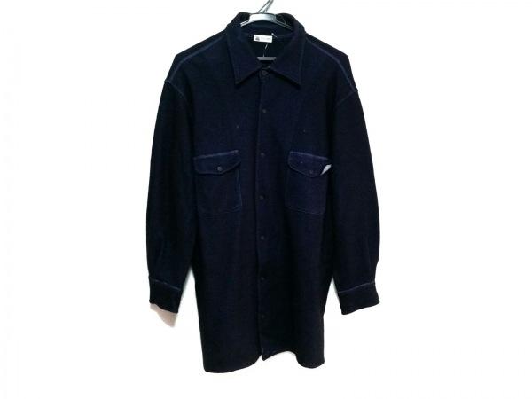 COLOMBO(コロンボ) 長袖シャツ サイズ54 メンズ ダークネイビー