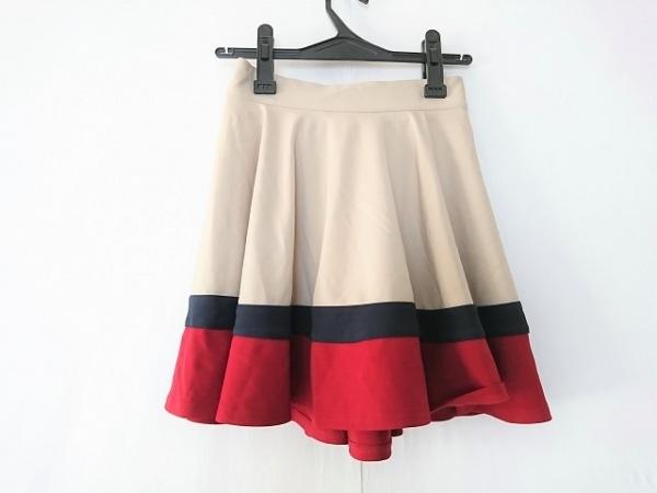 Secret Honey(シークレットハニー) ミニスカート サイズ2 M レディース リボン