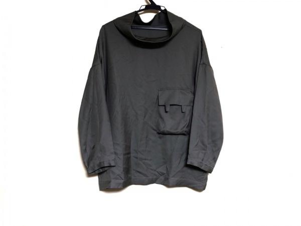 PLAIN PEOPLE(プレインピープル) 長袖カットソー サイズ3 L レディース グレー