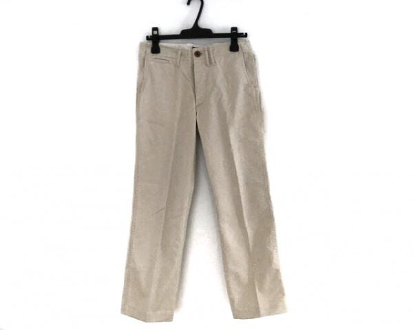 chimala(チマラ) パンツ サイズ25 XS レディース アイボリー ダメージ加工