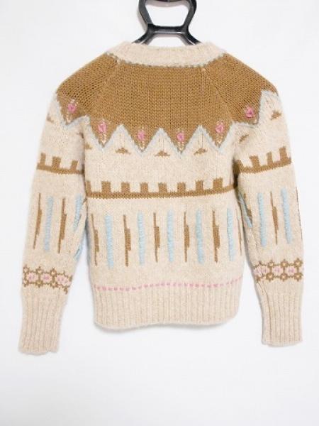 ROBERTO COLLINA(ロベルトコリーナ) 長袖セーター サイズS レディース美品