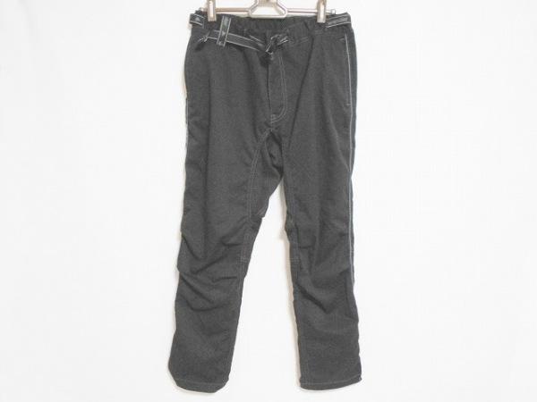 and wander(アンドワンダー) パンツ サイズ00 XS メンズ美品  黒
