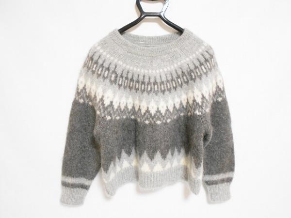 BATONER(バトナー) 長袖セーター サイズ1 S レディース美品