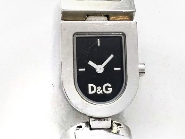 D&G(ディーアンドジー) 腕時計 - レディース 黒