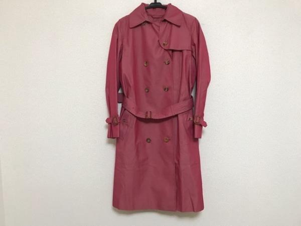 Burberry LONDON(バーバリーロンドン) コート サイズ36 M レディース レッド 冬物