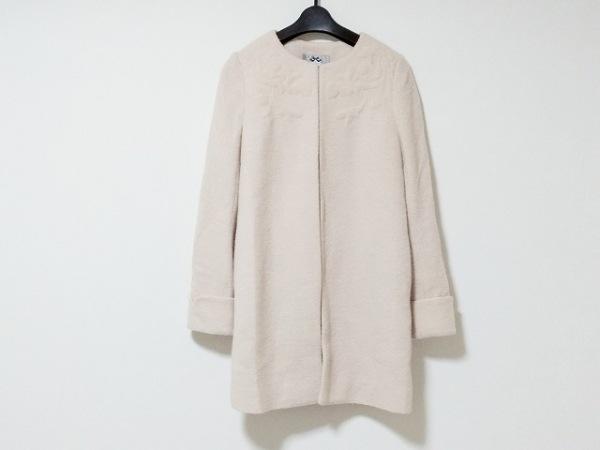 Rirandture(リランドチュール) コート サイズ1 S レディース美品  ピンク 冬物