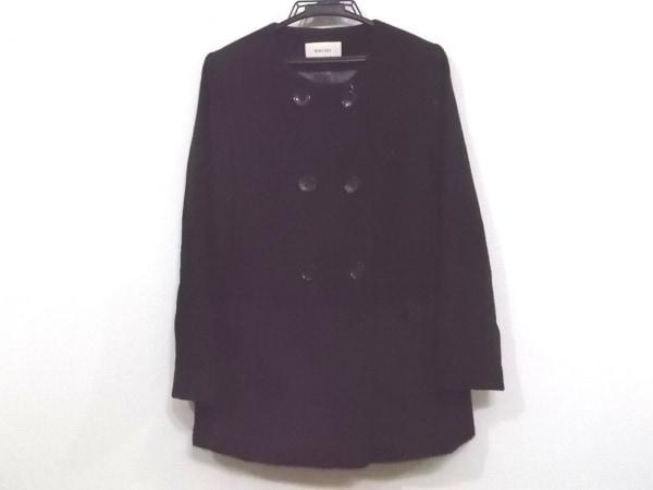 BALLSEY(ボールジー) コート サイズ32 XS レディース新品同様  黒 冬物