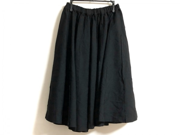COMMEdesGARCONS(コムデギャルソン) スカート サイズXS レディース 黒