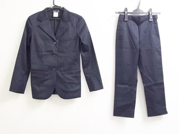 agnes b(アニエスベー) レディースパンツスーツ サイズ0 XS レディース 黒