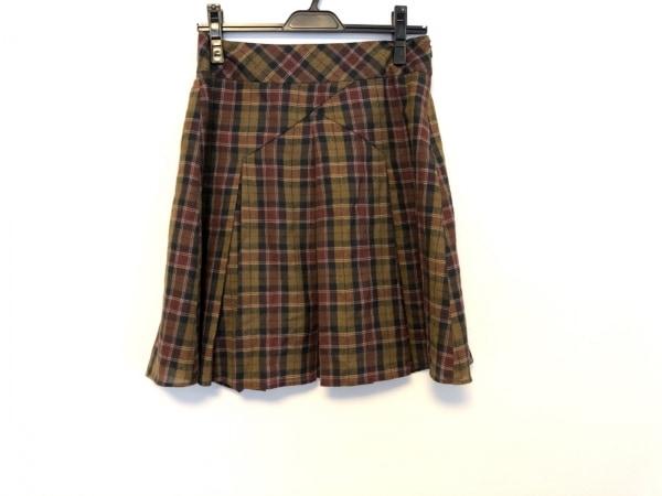 ブラックレーベルポールスミス スカート サイズ38 M レディース新品同様  チェック柄