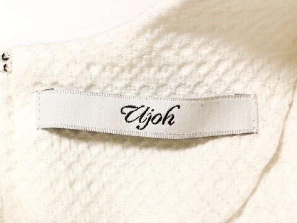 Ujoh(ウジョー) チュニック サイズ2 M レディース美品  白