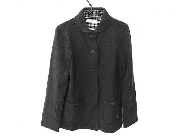 McGREGOR(マクレガー) コート サイズL レディース美品  ダークグレー 春・秋物