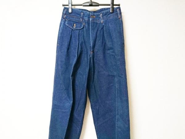 NIGEL CABOURN(ナイジェルケーボン) ジーンズ サイズ30 XS レディース ブルー