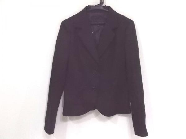 UNTITLED(アンタイトル) ジャケット サイズ3 L レディース新品同様  黒