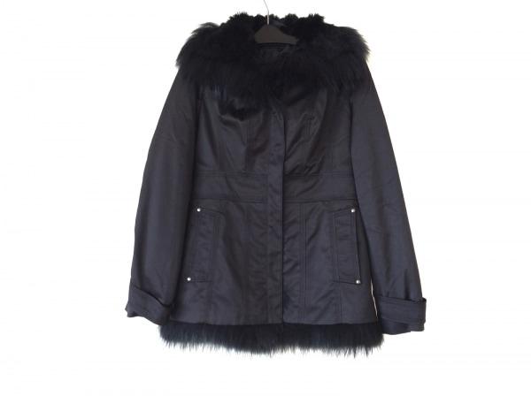 FRAGILE(フラジール) コート サイズ36 S レディース美品  黒 冬物