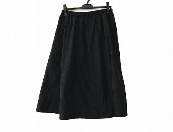 NOKO OHNO(ノコオーノ) ロングスカート サイズ40 M レディース美品  黒