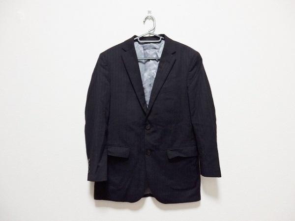 ブラックレーベルクレストブリッジ ジャケット サイズ36 S メンズ 黒