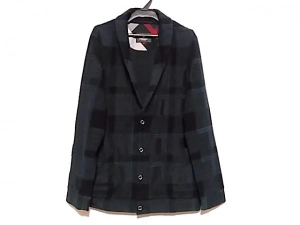 ブラックレーベルクレストブリッジ ジャケット サイズM メンズ美品  ネイビー