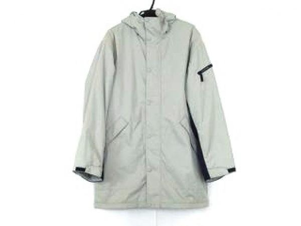 NAUTICA(ノーティカ) コート サイズXL メンズ ライトグレー 冬物