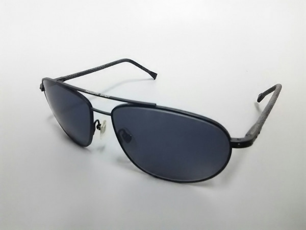 LOUIS VUITTON(ルイヴィトン) サングラス ダミエグラフィット美品  Z0357U 黒×グレー