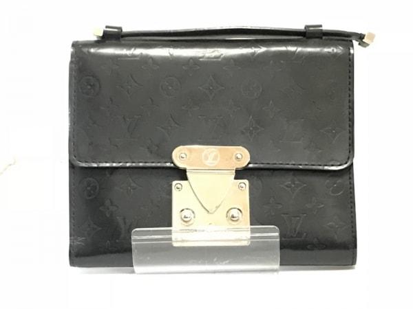 ルイヴィトン 3つ折り財布 モノグラムミニグラセ パース・アヌーシュカPM M92232