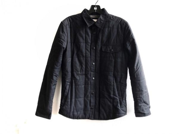 サタデーズ サーフ ニューヨーク ダウンコート サイズXS メンズ美品  黒 冬物