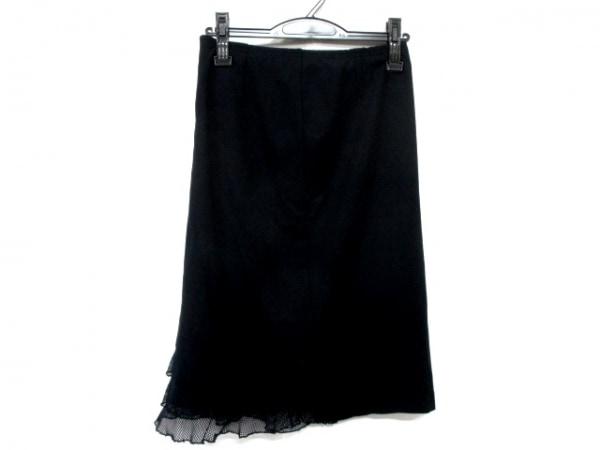 レジィーナロマンティコ スカート サイズ38 M レディース ダークネイビー