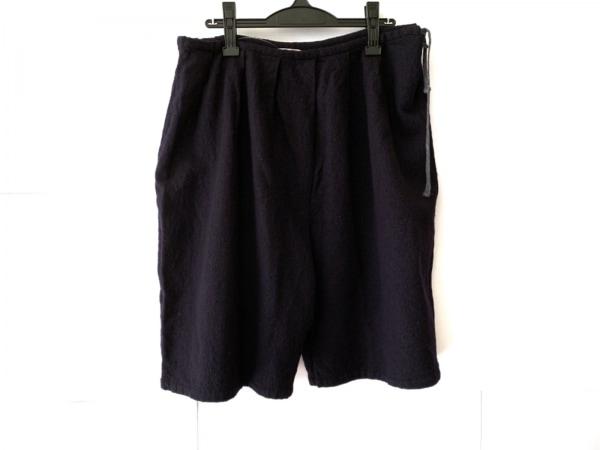 tumugu(ツムグ) パンツ サイズF レディース ダークネイビー