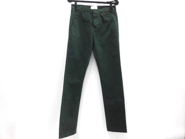 バンドオブアウトサイダーズ パンツ サイズ28 L レディース グリーン