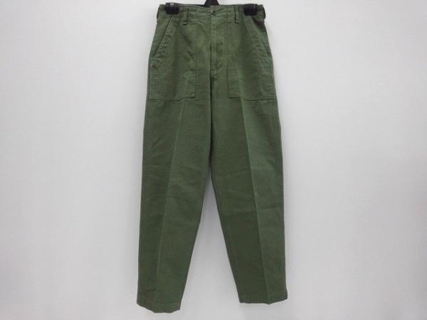 Shinzone(シンゾーン) パンツ サイズ34 S レディース ダークグリーン