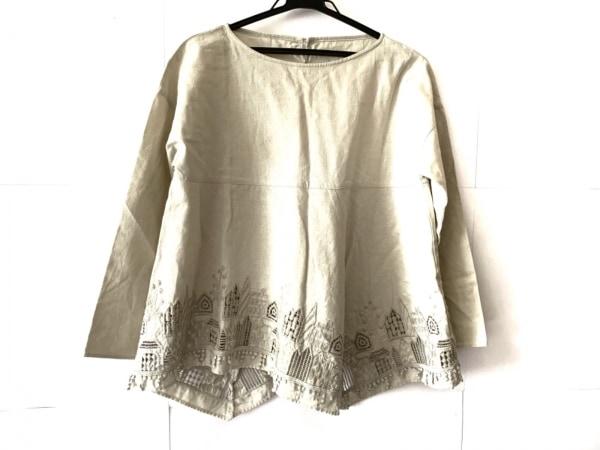コンジェペイエ チュニック レディース ライトグレー 刺繍/ADIEU TRISTESSE