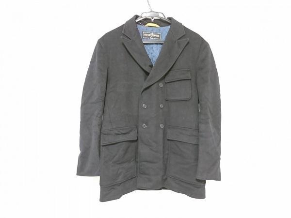 ARNYS(アルニス) コート メンズ 黒 ネーム刺繍/冬物