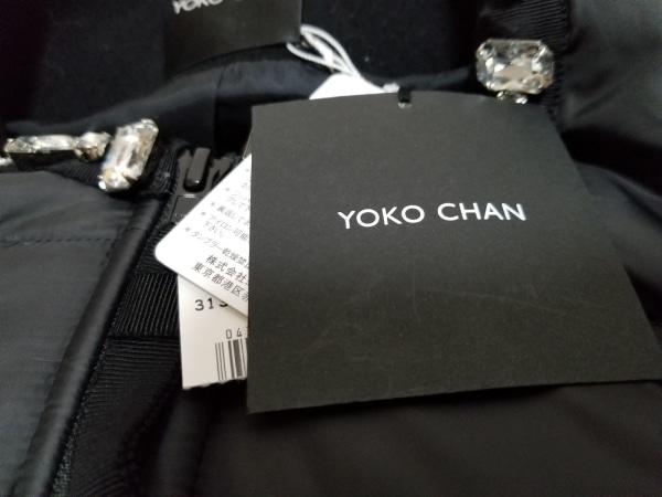 ヨーコ チャン ダウンジャケット サイズ36 S レディース美品  ウォームショートコート
