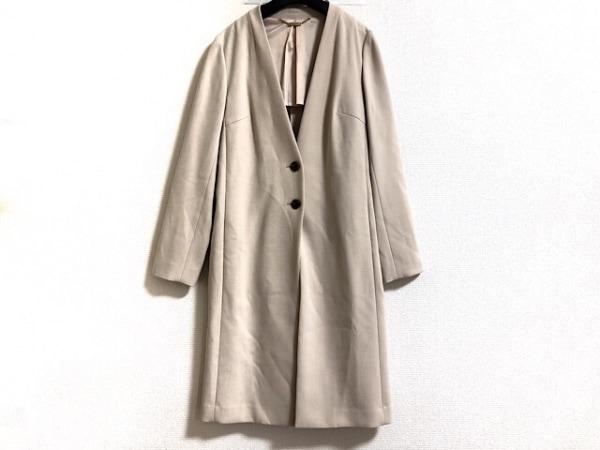 Rouge vif(ルージュヴィフ) コート サイズ38 M レディース美品  アイボリー 春・秋物