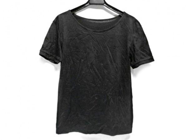 MissDior(ミスディオール) 半袖Tシャツ サイズM レディース 黒 綿