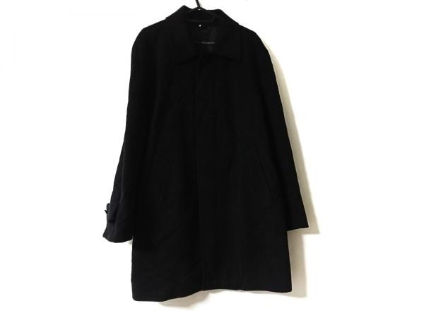 DURBAN(ダーバン) コート サイズS メンズ美品  黒 冬物
