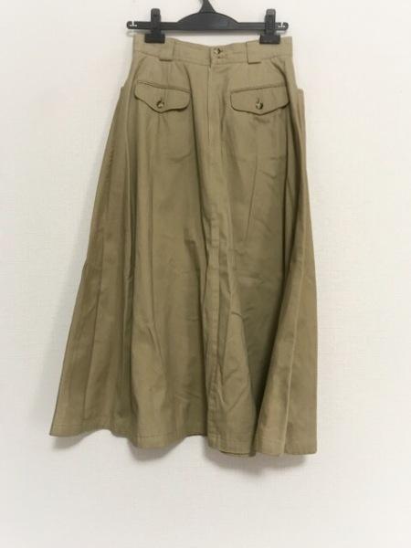 Lois CRAYON(ロイスクレヨン) ロングスカート サイズM レディース カーキ