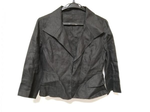 NOVESPAZIO(ノーベスパジオ) ジャケット サイズ38 M レディース 黒