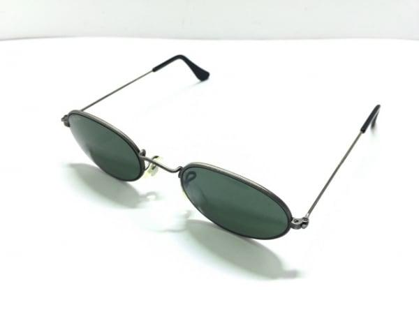 Ray-Ban(レイバン) サングラス W1283 ネイビー×シルバー×黒 プラスチック×金属素材