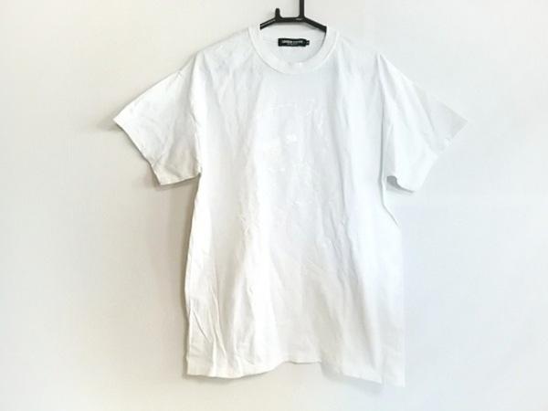 UNDER COVER(アンダーカバー) 半袖Tシャツ サイズM メンズ美品  白