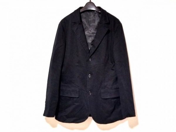 RYKIEL HOMME(リキエルオム) ジャケット サイズ48 XL メンズ 黒