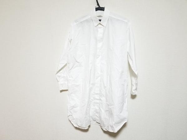 le glazik(グラジック) ワンピース サイズ36 S レディース美品  白 シャツワンピ