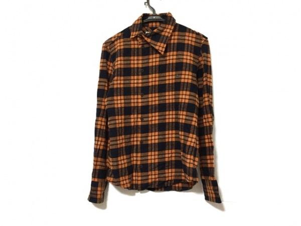 ヴィヴィアンウエストウッドマン 長袖シャツ サイズ44 L メンズ美品  チェック柄