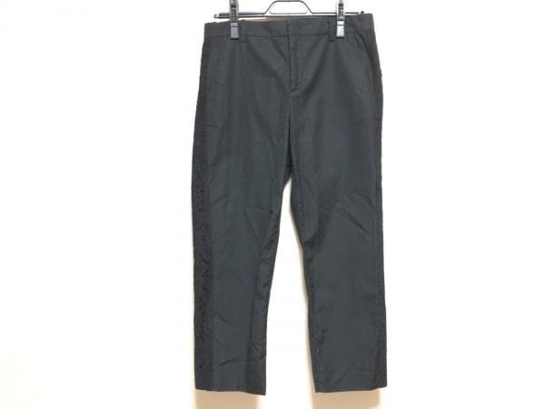 N゜21(ヌメロ ヴェントゥーノ) パンツ サイズ40 M レディース 黒 レース