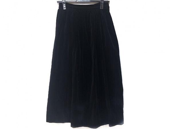 ジェーンマープル ロングスカート サイズM レディース美品  黒 Dans Le Salon