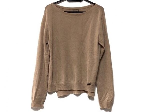 デイジーリン 長袖セーター サイズ38 M レディース ベージュ for FOXEY/カシミヤ